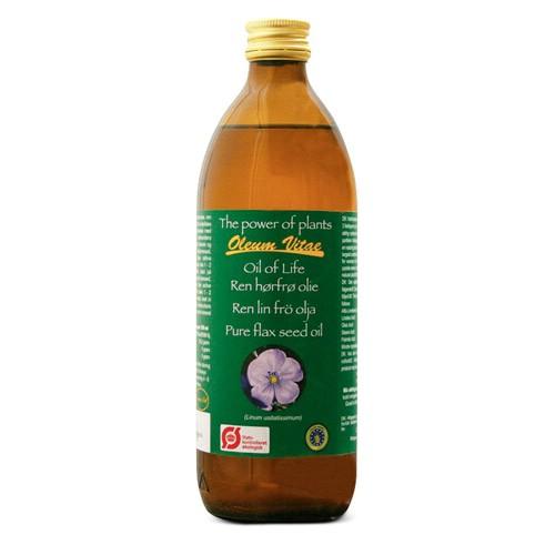 Billede af Oil Of Life Hørfrø • 500 ml