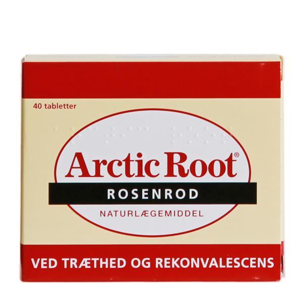 Billede af Arctic Root Rosenrod • 40 tab.