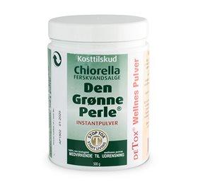 Chlorella Ferskvandsalge Chlorella Instant Pulver