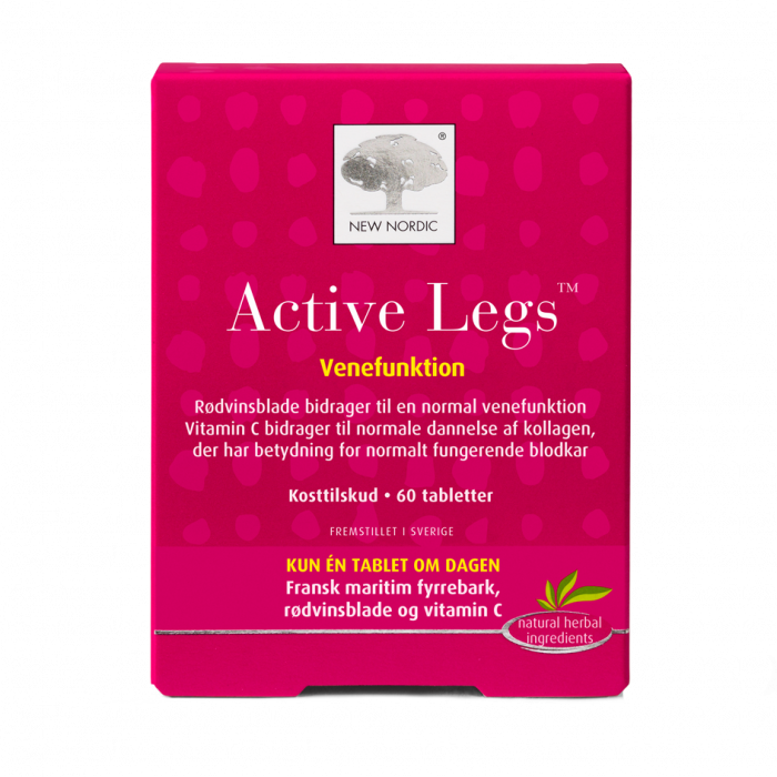 New Nordic Active Legs™ • 60 tabl.