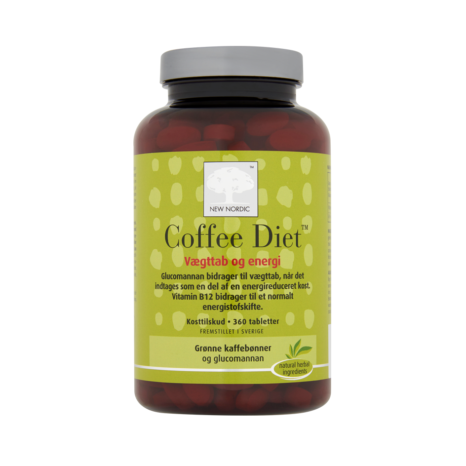 Coffee Diet™ 360 tabletter
