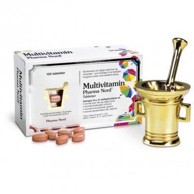 Pharma Nord Multivitamin • 150 tabl.