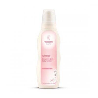 Weleda Bodylotion Almond Sensitiv Skin • 200ml.