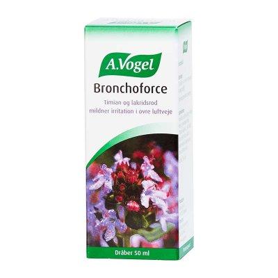 A .Vogel Bronchoforce • 50ml.