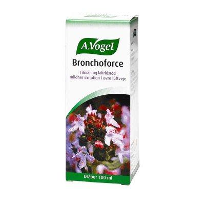 A.Vogel Bronchoforce • 100ml.