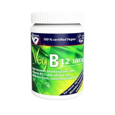 BioSym Veg B12 • 120 tab.