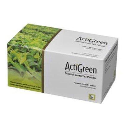 ActiGreen Grøn te pulver • 40 breve