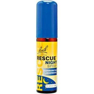 Bach Rescue Night Spray • 20 ml.