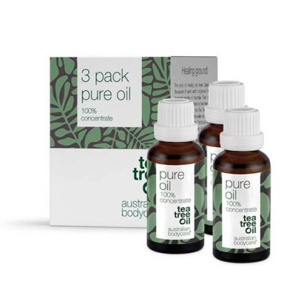 Australian Bodycare 3 Pack Pure Oil 3x30 ml