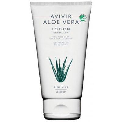 Avivir Aloe Vera Body Lotion 90% • 150 ml.
