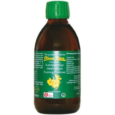 Oil of life Kæmpenatlysolie Ø  • 250 ml.
