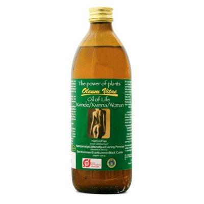Oil of life kvinder • 500 ml.