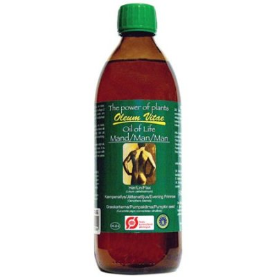 Oil of life mænd • 500 ml.