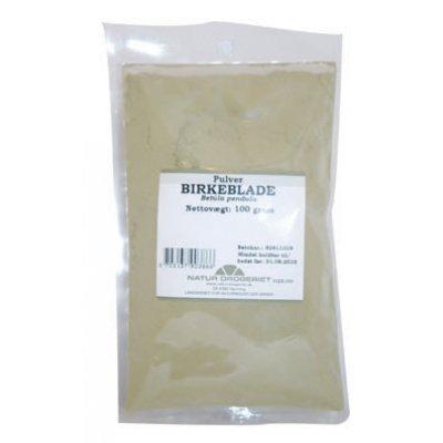 ND Birkeblade pulver • 100 g.