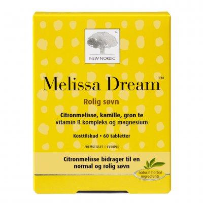 New Nordic Melissa Dream • 60 tabl.