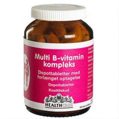Scanpharm Multi B-Vitamin Kompleks 90 tabl.