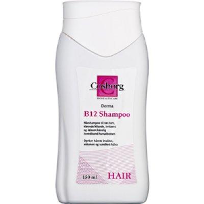 Cosborg B12 Shampoo • 150 ml.