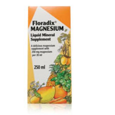 Salus Magnesium Eleksir • 250 ml.