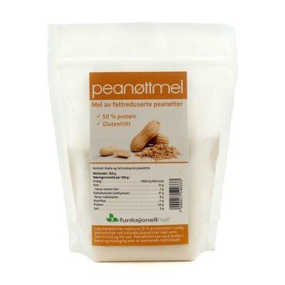 Funktionel Mad Peanutmel • 250 g.
