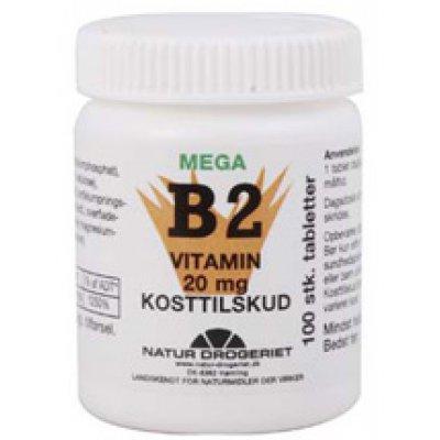 ND B2 Mega Vitamin