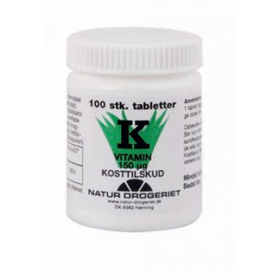 ND K1-vitamin 150 ug