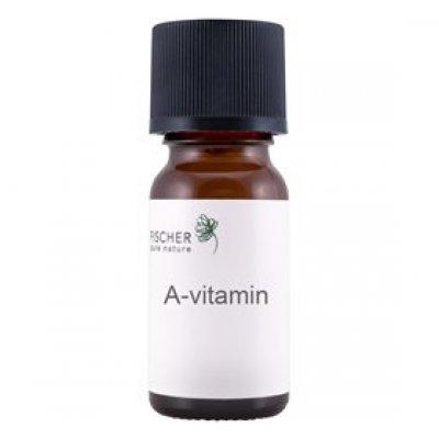 Fischer Pure Nature A - Vitamin • 10ml.