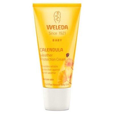 Weleda Calendula Weather Protection Cream • 30 ml.