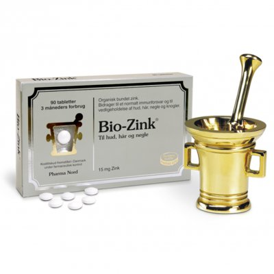 Pharma Nord Bio-Zink • 90 tabl.