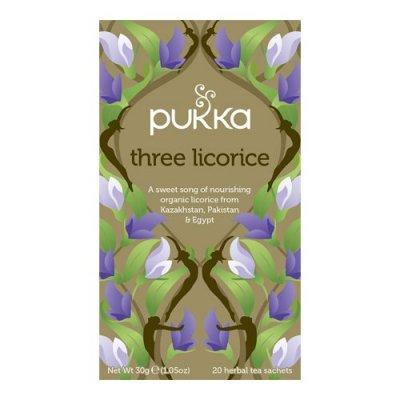Pukka Three Licorice Te