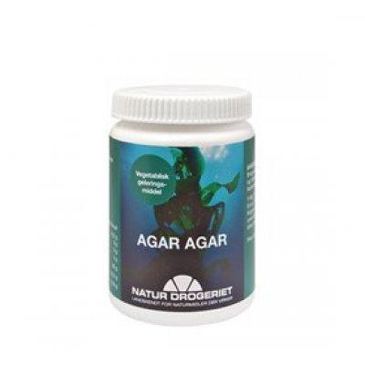 ND Agar-Agar pulver (tang - stivelse) • 50g.