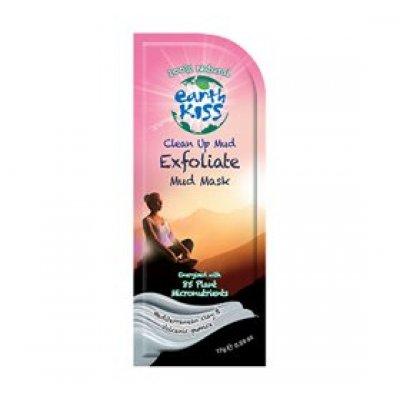 Earth Kiss Ansigtsmaske Clean Up Mud Mask • 17g.