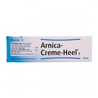 Biovisa Arnica creme Heel • 50g