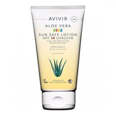 Avivir Aloe Vera Kids sun lotion SPF 30 • 150 ml.