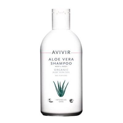 Avivir Aloe Vera Shampoo • 300 ml.