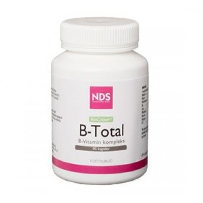 NDS B-Total Vitamin • 90 tab.