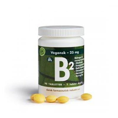 DFI B2 25 mg • 90 tab.