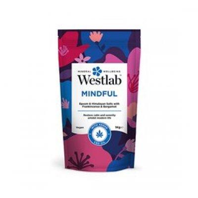 Westlab Badesalt Mindful • 1 kg.