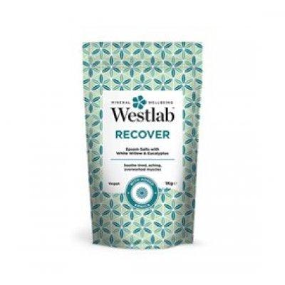 Westlab Badesalt Recover • 1 kg.