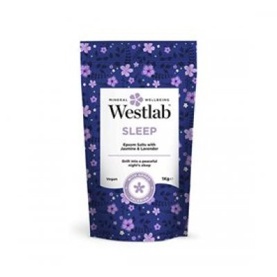 Westlab Badesalt Sleep • 1 kg.