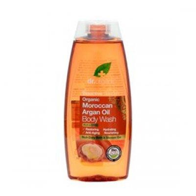 Dr. Organic Bath & shower Argan • 250 ml.