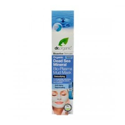 Dr. Organic Bio plasma mud mask Dead Sea • 100 ml.
