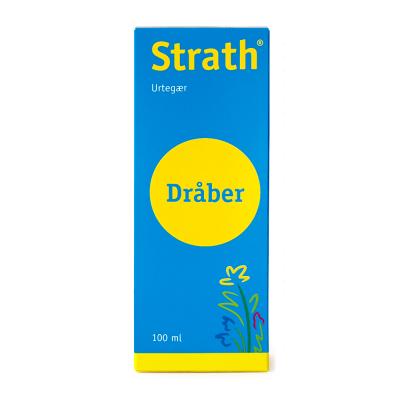 Midsona Strath Dråber • 100ml.