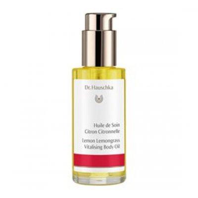 Dr. Hauschka Body oil lemon lemongrass • 75ml.