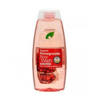 Dr. Organic Body wash Pomegranate • 265 ml.