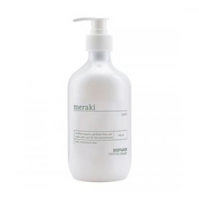 Meraki Body wash, Pure • 490 ml