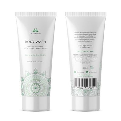 Sana Nordic Body Wash 200 ml