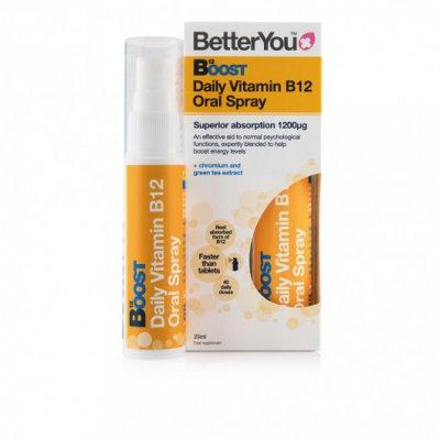 Medic Wiotech Boost B12-vitamin Oral Spray • 25ml.