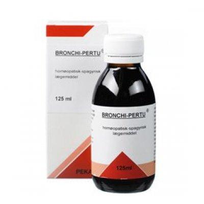 Pekana Bronchi pertu hostemixtur • 125ml.