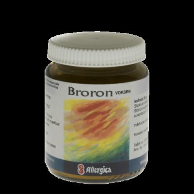 Allergica Broron Voksen • 50 g.
