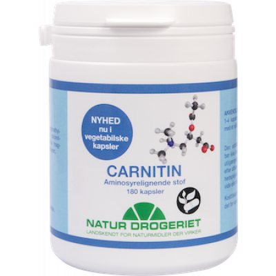 ND Carnitin • 180 kap.